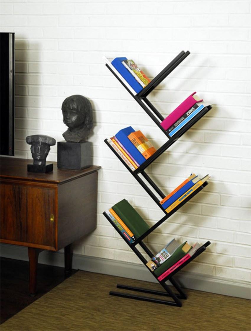 Купить Книжная полка Книжные полки простой письменный стол для ... | 1121x850